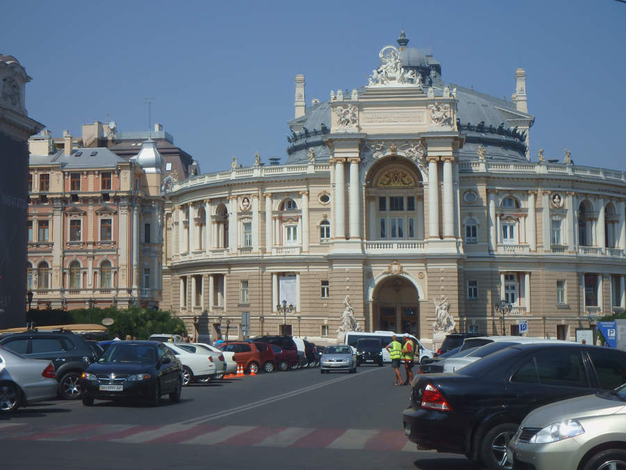 Защищенный фотоаппарат Olympus Stylus TG-850 одесский театр оперы и балета