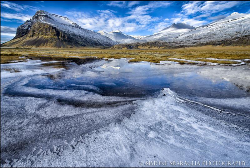 Природа глазами Simone Sbaraglia 10 горный пейзаж