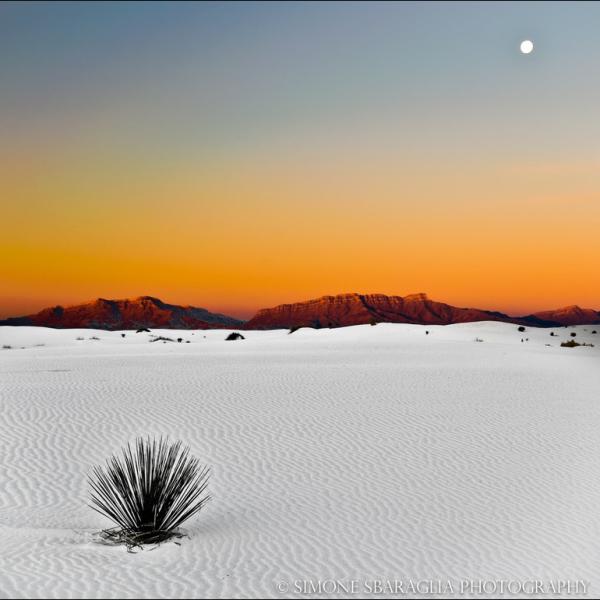 Природа глазами Simone Sbaraglia пейзаж США