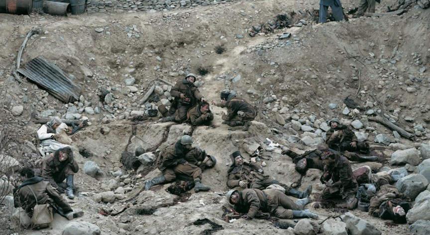 Самые дорогие фотографии в мире. Мертвые войска говорят 3,7 млн. $