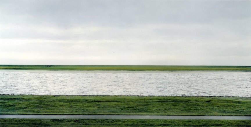 Самые дорогие фотографии в мире. Рейн II - $ 4,3 млн