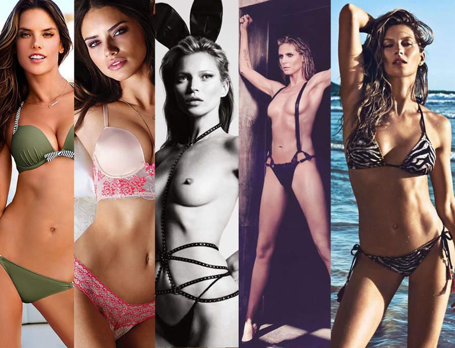 Самые дорогие и сексуальные модели мира