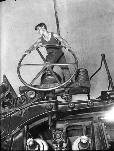 Советский фотограф Аркадий Шайхет Социалистический фотореализм