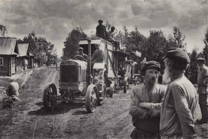 Советский фотограф Аркадий Шишкин Социалистический фотореализм