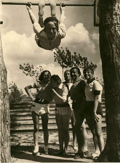 Советский фотограф Эммануил Евзерихин Социалистический фотореализм