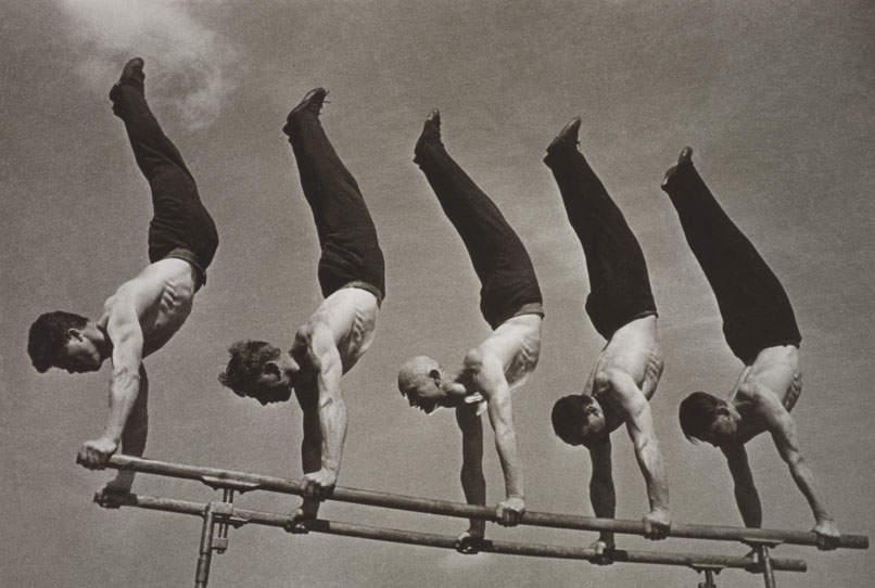 Советский фотограф Георгий Зельма