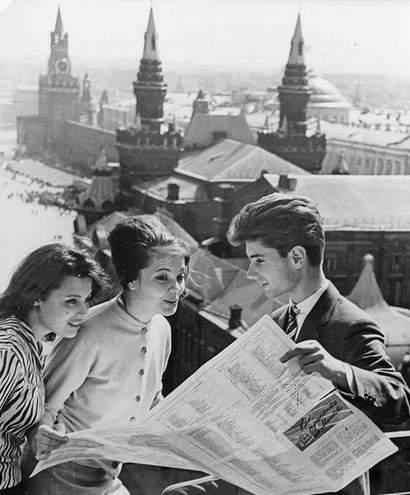 Советский фотограф Виктор Руйкович Социалистический фотореализм