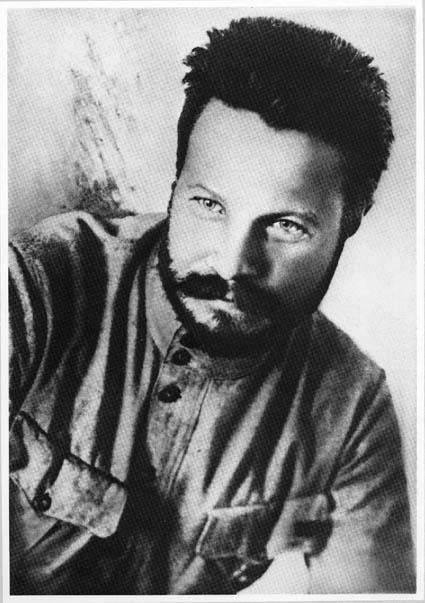 Видный советский военачальник Михаил Фрунзе. Фото: Моисей Наппельбаум.