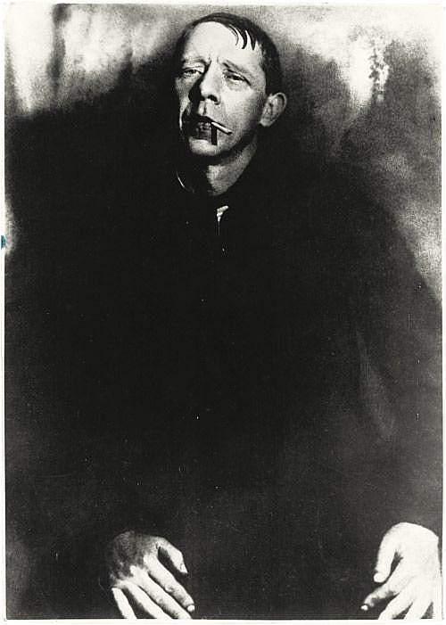 Художник, авангардист, конструктивист Владимир Татлин. Фото: Моисей Наппельбаум.