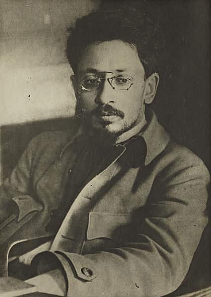 Революционер Яков Свердлов. Фото: Моисей Наппельбаум (1918 г.)