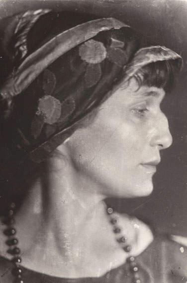 Поэтесса Анна Ахматова. Фото: Моисей Наппельбаум.