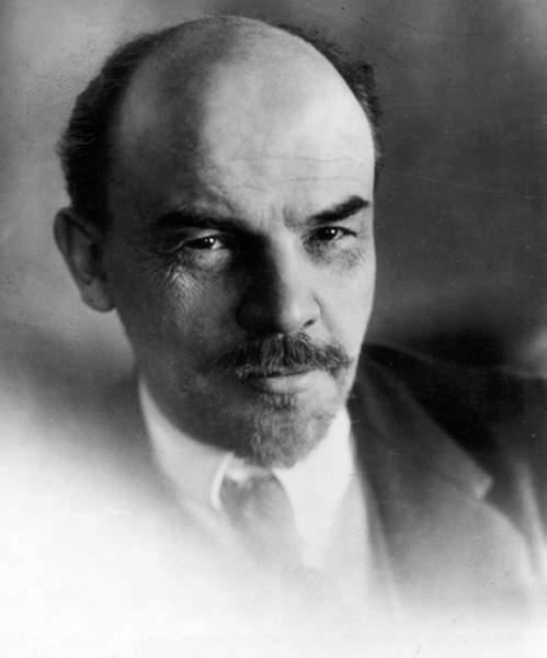 Владимир Ильин Ленин. Фото: Моисей Наппельбаум (1922 г.)