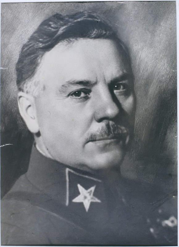 Маршал Климент Ворошилов, СССР. Фото: Моисей Наппельбаум (1928 г.)