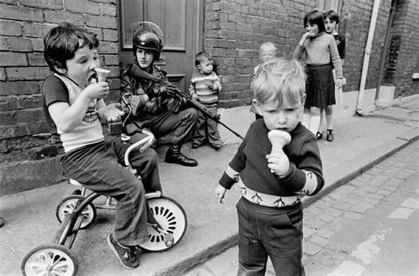 Потрясающие черно-белые фотографии Peter Marlow