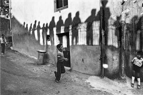 Потрясающие черно-белые фотографии Ferdinando Scianna Capizzi