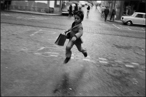 Потрясающие черно-белые фотографии Josef Koudelka