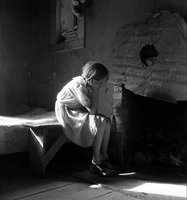 Потрясающие черно-белые фотографии Dorothea Lange