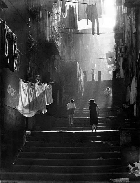 Потрясающие черно-белые фотографии Piergiorgio Branzi