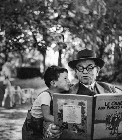 Потрясающие черно-белые фотографии Janine Niepce