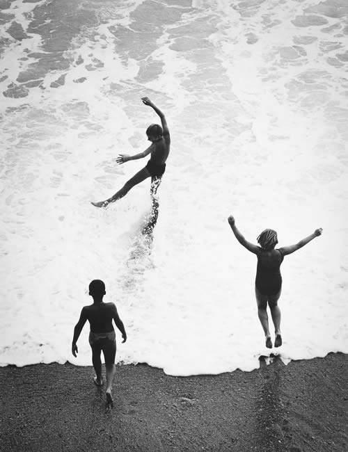 Потрясающие черно-белые фотографии Siegfried Lauterwasser