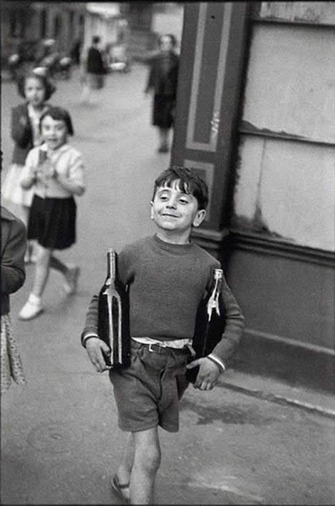 Потрясающие черно-белые фотографии Henri Cartier Bresson