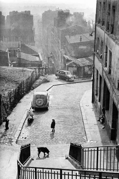 Потрясающие черно-белые фотографии Edouard Boubat