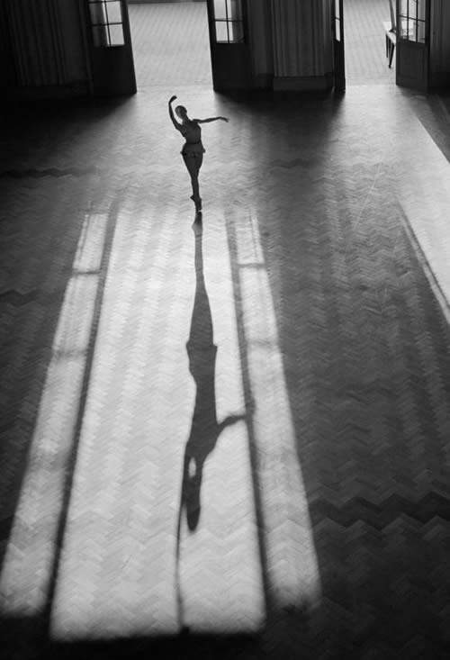 Потрясающие черно-белые фотографии Thomaz Farkas