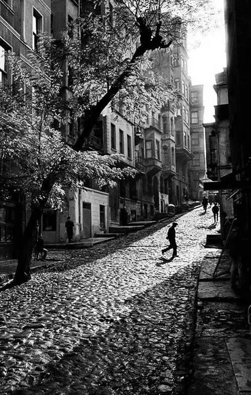 Потрясающие черно-белые фотографии Ara Guler