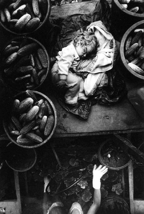Потрясающие черно-белые фотографии Larry Towell