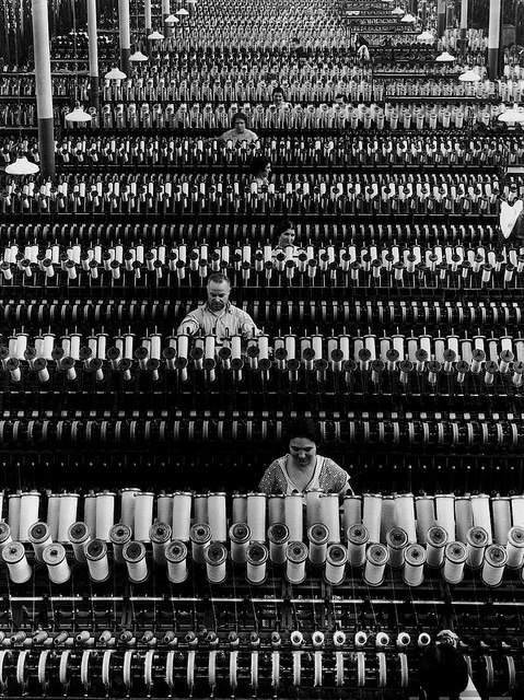 Потрясающие черно-белые фотографии Margaret Bourke