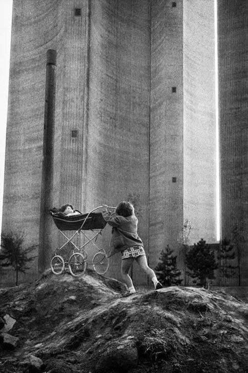 Потрясающие черно-белые фотографии Shirley Baker