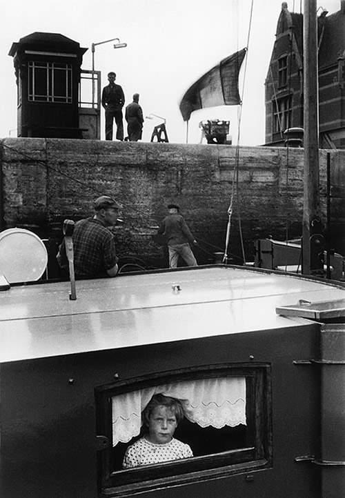 Потрясающие черно-белые фотографии Willy Ronis