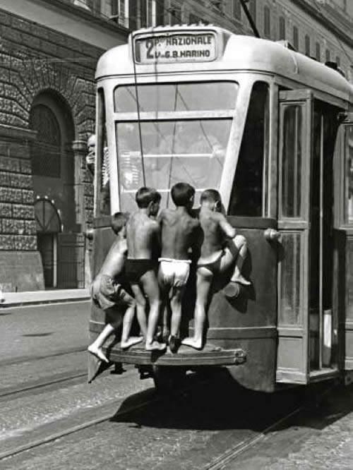 Потрясающие черно-белые фотографии Mario Cattaneo