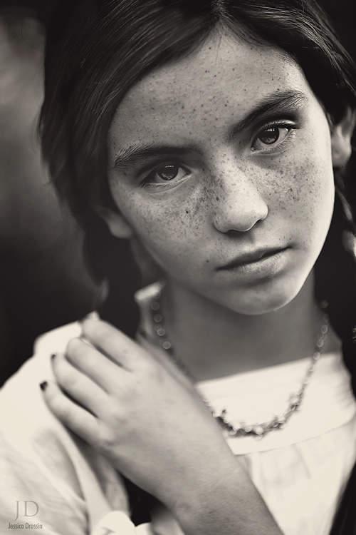 Психологический портрет в объективе Jessica Drossin