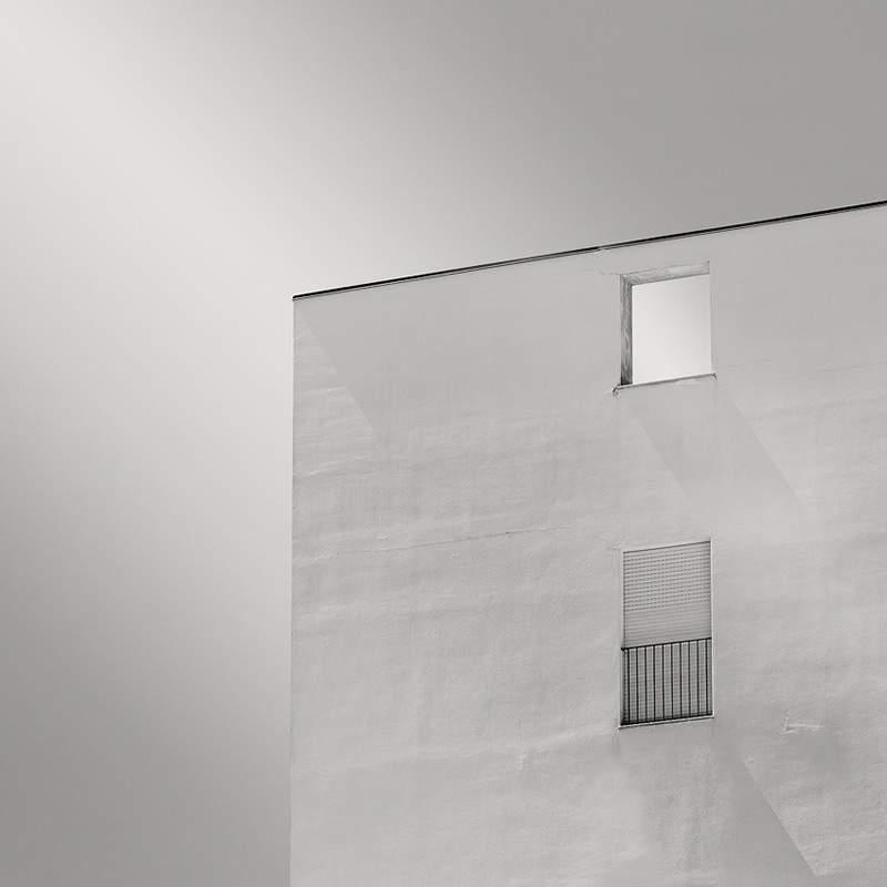 Одиночество и минимализм в фотографиях Pietrino Di Sebastiano