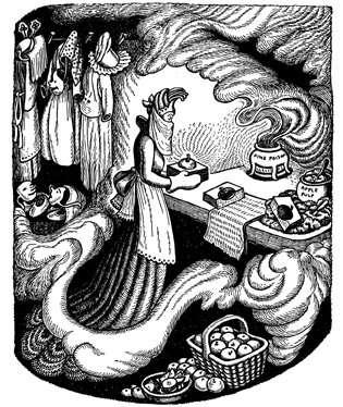 «Белоснежка» Ванды Гад (Wanda Gág), 1938