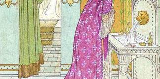 «Белоснежка» Вильямины Друпстен (Wilhelmina Drupsteen), 1906