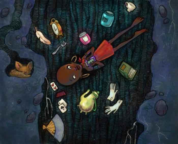 10_3 Алиса в стране чудес. Иллюстрации и иллюстраторы