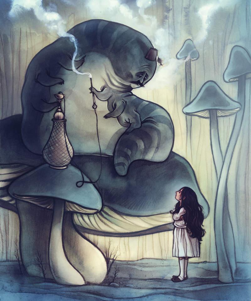 11_2 Алиса в стране чудес. Иллюстрации и иллюстраторы