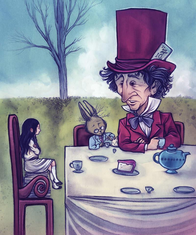 11_3 Алиса в стране чудес. Иллюстрации и иллюстраторы