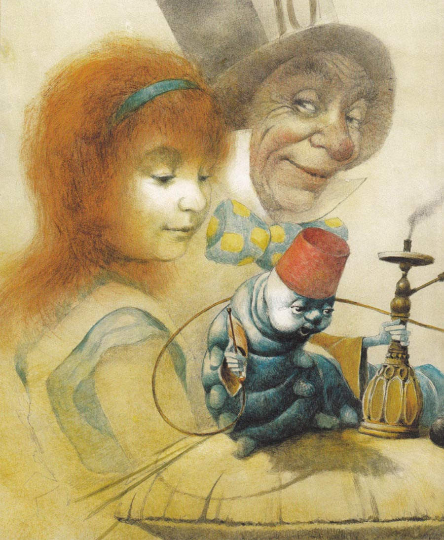 13_1 Алиса в стране чудес. Иллюстрации и иллюстраторы