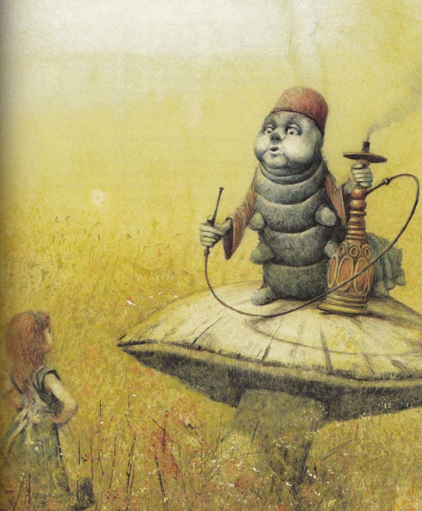 13_3 Алиса в стране чудес. Иллюстрации и иллюстраторы