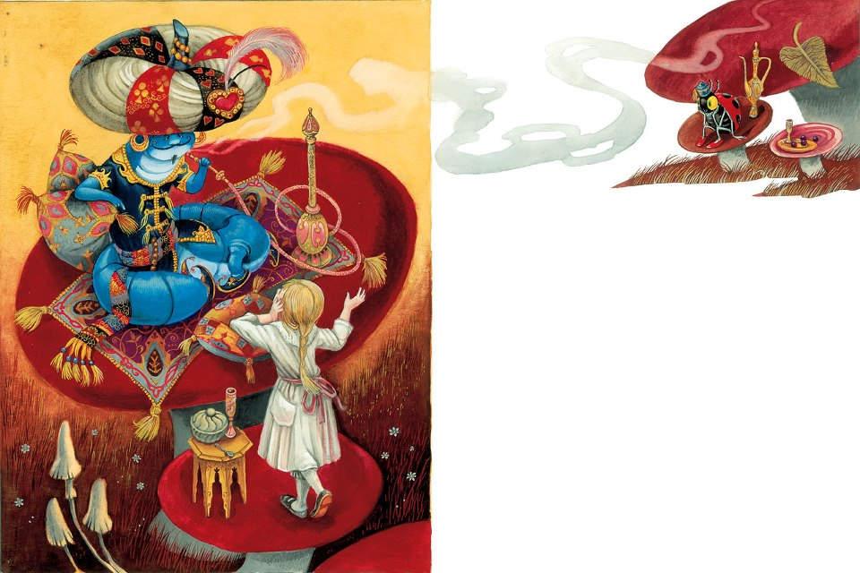 14_2 Алиса в стране чудес. Иллюстрации и иллюстраторы