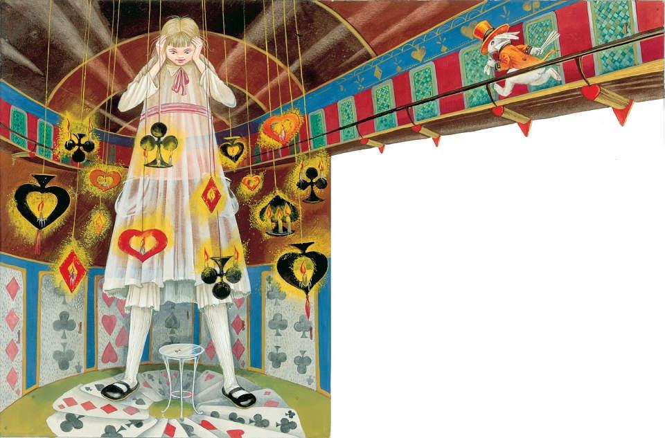 14_3 Алиса в стране чудес. Иллюстрации и иллюстраторы