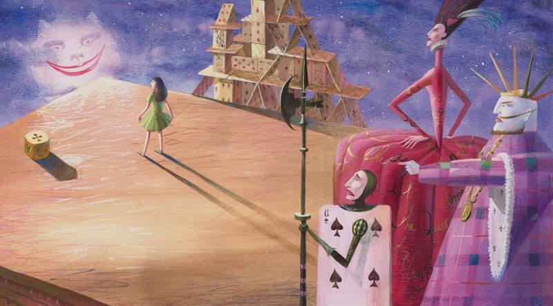 15_3 Алиса в стране чудес. Иллюстрации и иллюстраторы