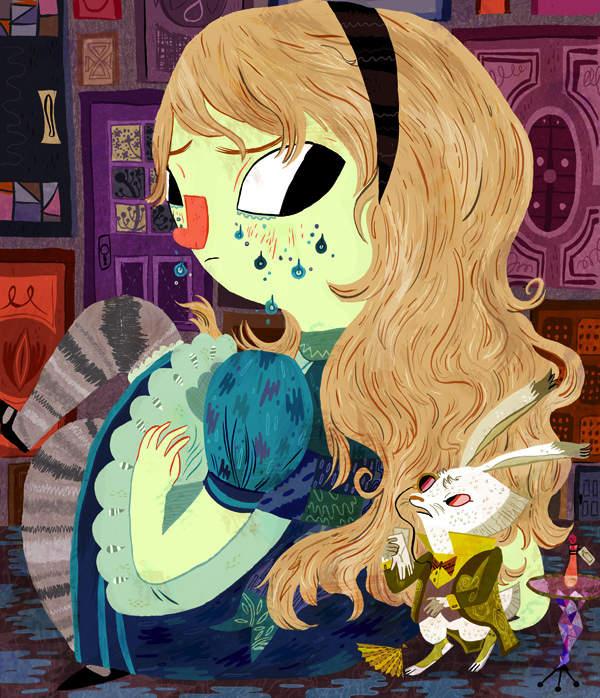16_3 Алиса в стране чудес. Иллюстрации и иллюстраторы