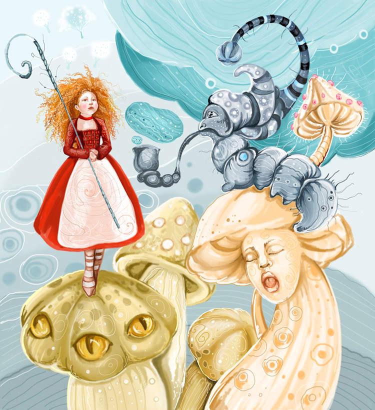 18_1 Алиса в стране чудес. Иллюстрации и иллюстраторы