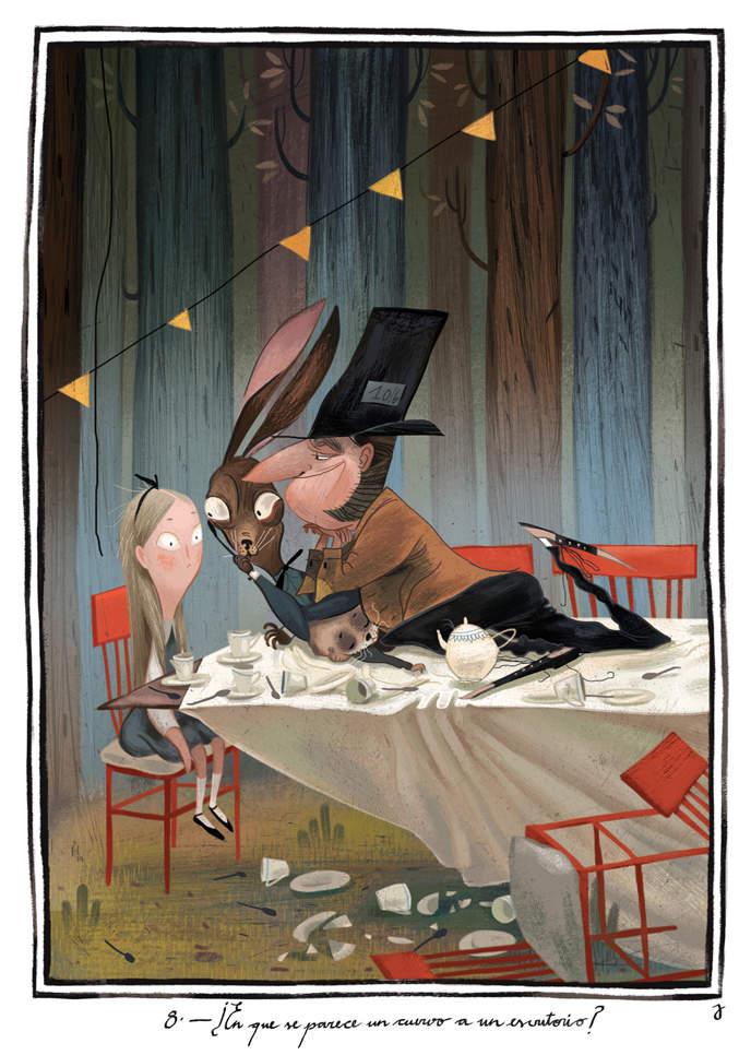19_1 Алиса в стране чудес. Иллюстрации и иллюстраторы