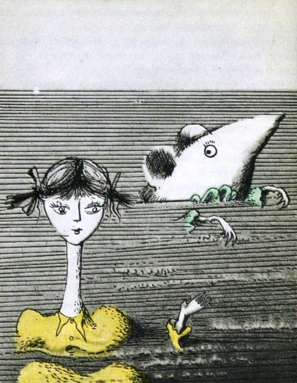1_2 Алиса в стране чудес. Иллюстрации и иллюстраторы