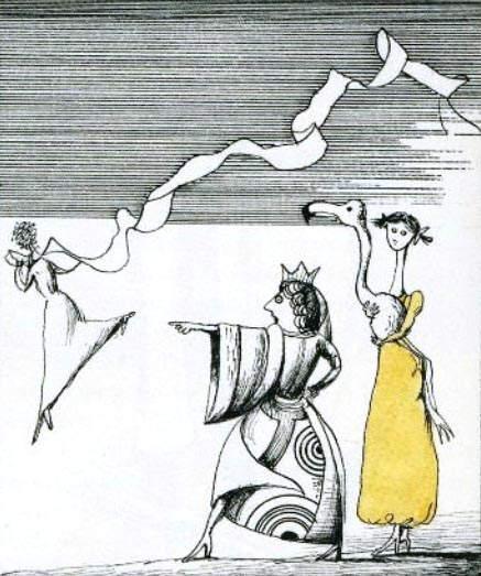 1_3 Алиса в стране чудес. Иллюстрации и иллюстраторы